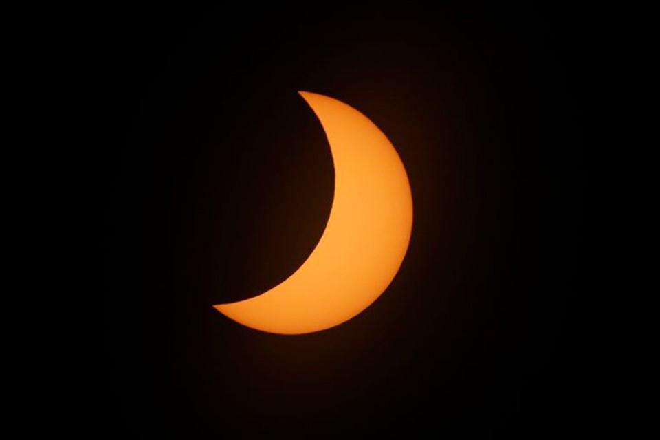 10 июня в Минске будет частичное солнечное затмение: во сколько его смотреть.