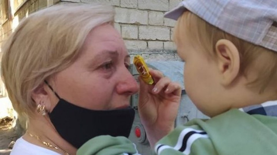 Опекуном малыша стали бабушка и дедушка (Фото: publika.md).
