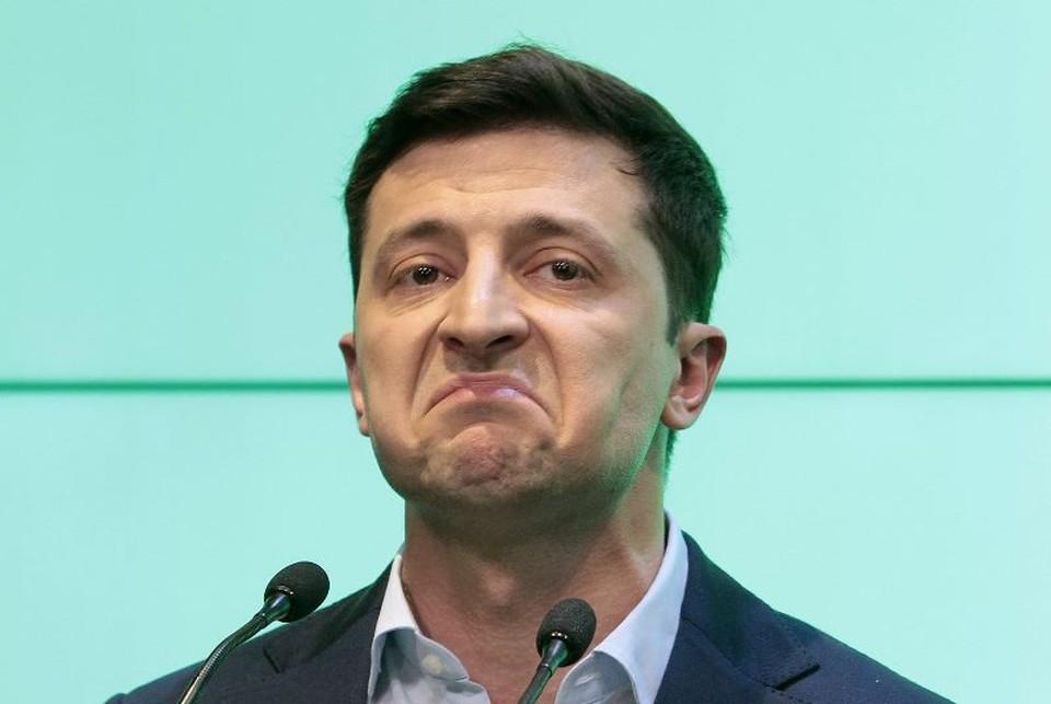 Вместо того, чтобы решать массу проблем внутри Украины, президент Зеленский только увеличивает их количество. Фото: архив «КП»-Севастополь»