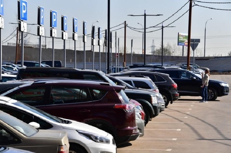Территория будущей парковки передается под контроль министерству земельных и имущественных отношений Татарстана.