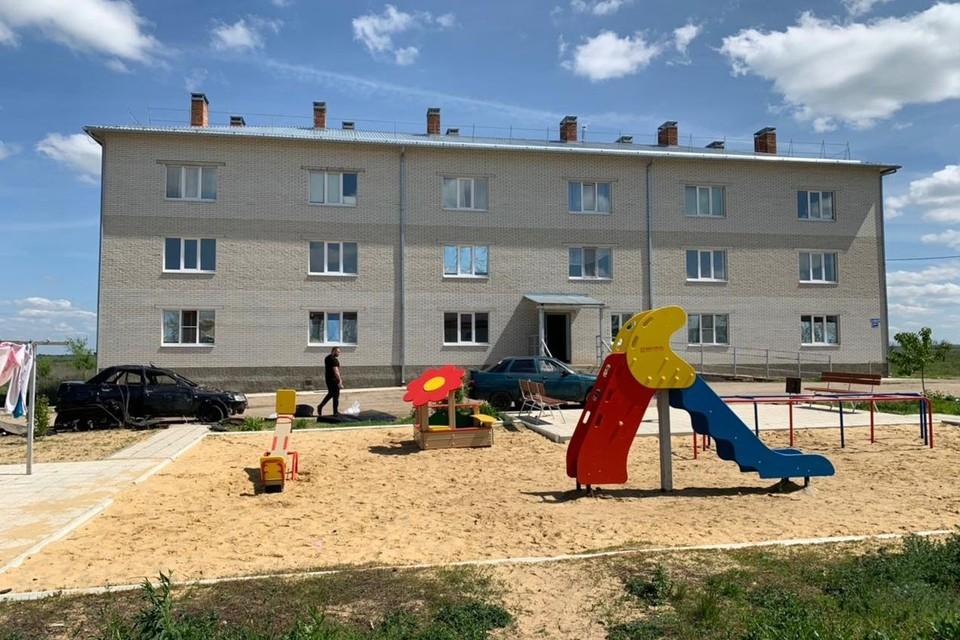 До конца года новые квартиры должны получить около тысячи человек Фото: сайт правительства РО