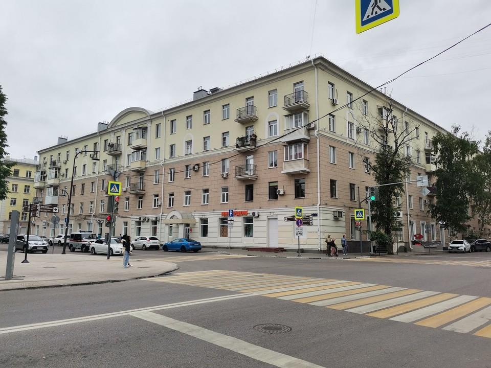 Дом в центре Воронежа после капремонта остался без горячей воды на неопределенное время.