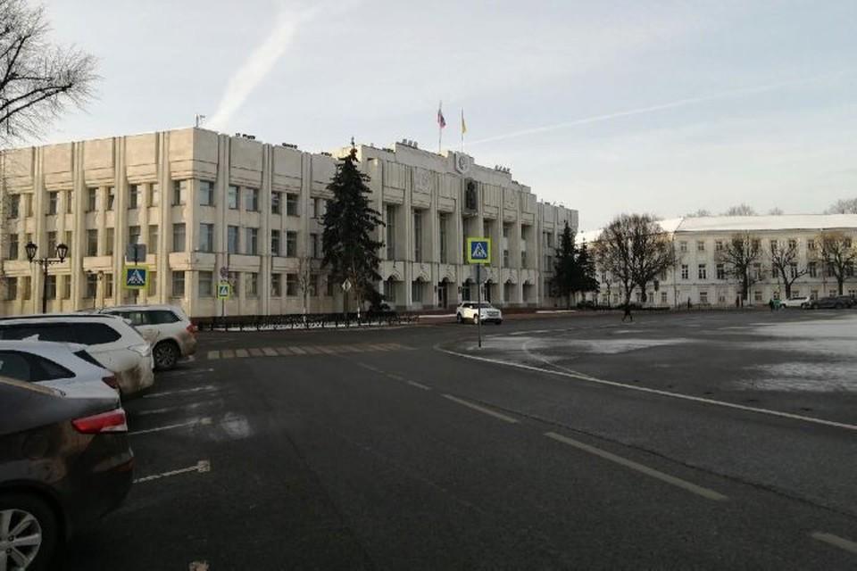 Здание ярославского правительства отремонтируют за 15 миллионов рублей