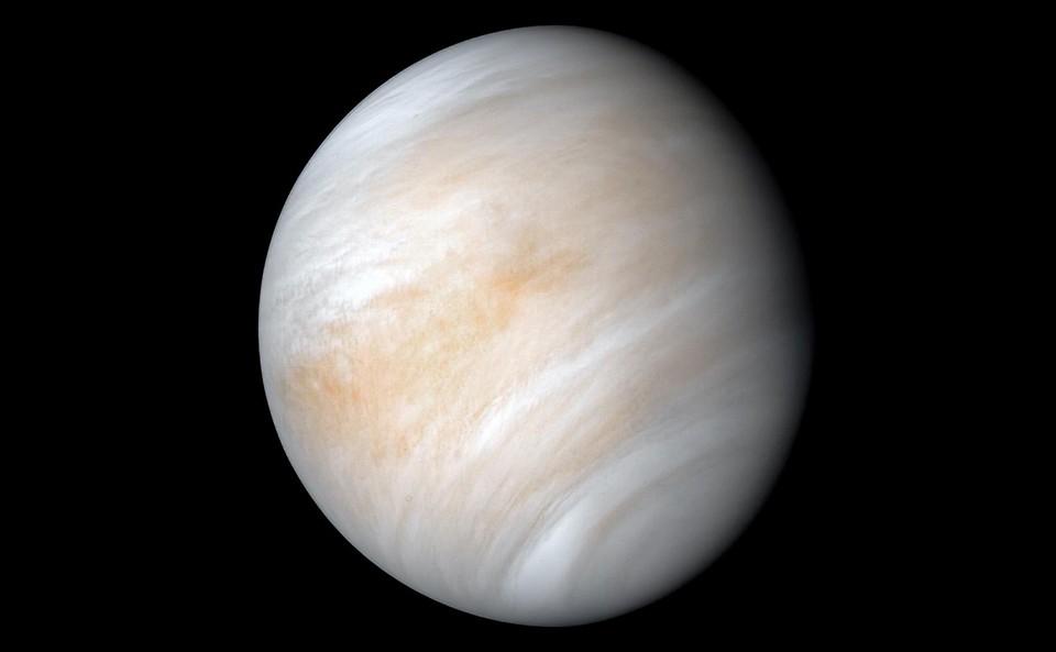 Европейское космическое агентство объявило о запуске миссии к Венере. Фото: NASA