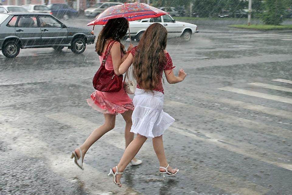 Когда закончится дождь в Иркутске, рассказали синоптики