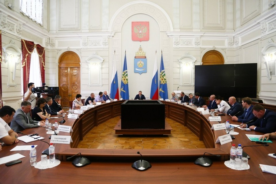 Вся Астраханская область будет обеспечена газом до конца 2025 года