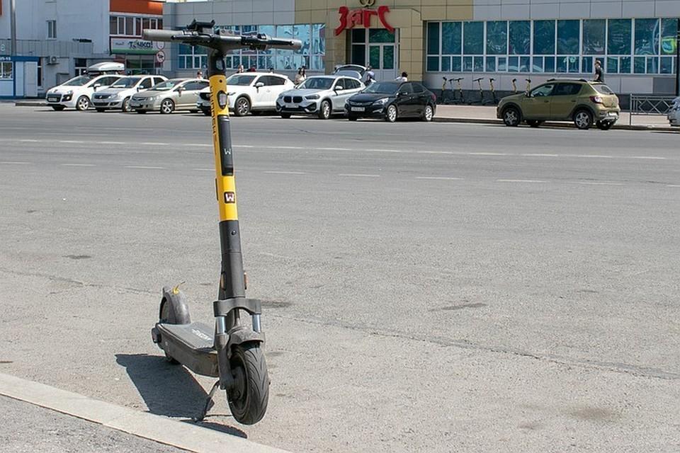 Скоростной лимит электросамокатов ограничат на территориях нескольких улиц, парков и на набережных