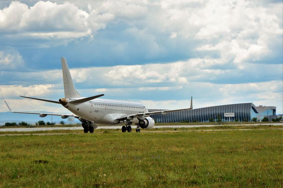 Фото: пресс-служба Международного аэропорта «Симферополь»