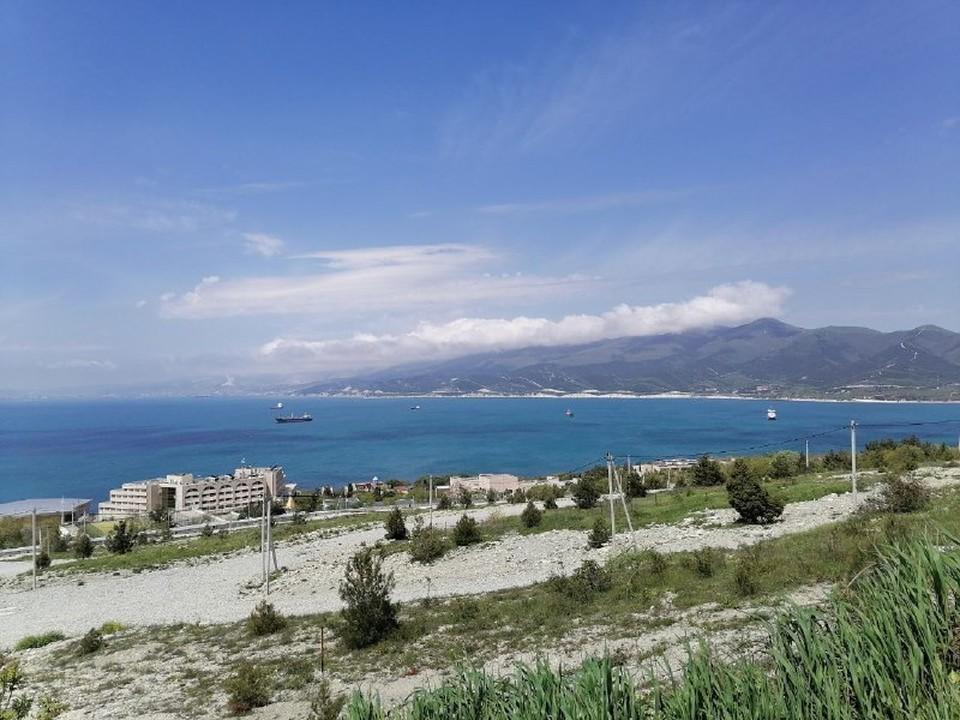 На Черноморском побережье выходные также порадуют отдыхающих солнечной погодой