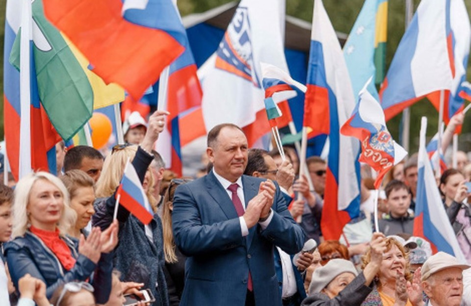 Югра отметит День России Фото: Городской информационный центр Ханты-Мансийска