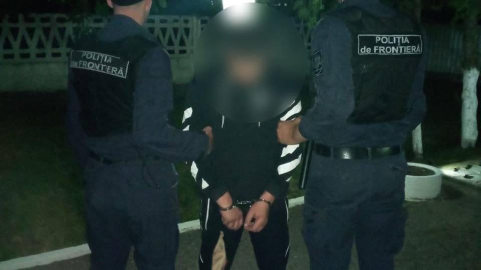 Беглеца задержали недалеко от границы (Фото: Пограничная полиция).