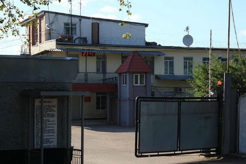 Заключенный покончил жизнь самоубийством в колонии №1 Ярославля. ФОТО: Архив КП