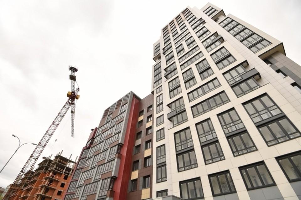 Сегодня в ДФО вводится 2,5 млн «квадратов» жилья в год