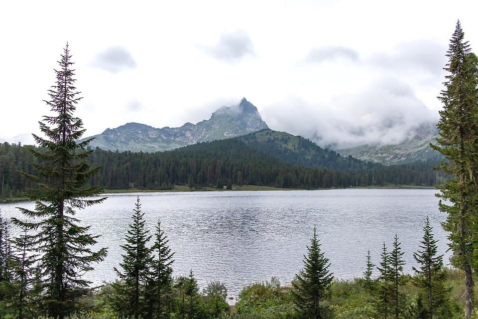 Нападение произошло на озере «Медвежьем»
