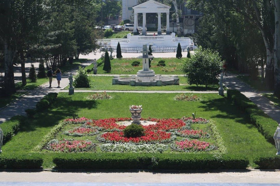 В Ростове составили рейтинг парков
