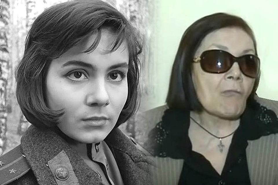 Актриса Валентина Малявина в молодости и сейчас.
