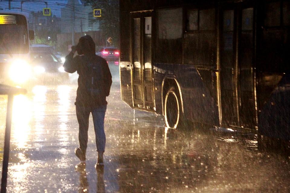 Погода в Иркутске: 8 июля синоптики предупреждают о грозе
