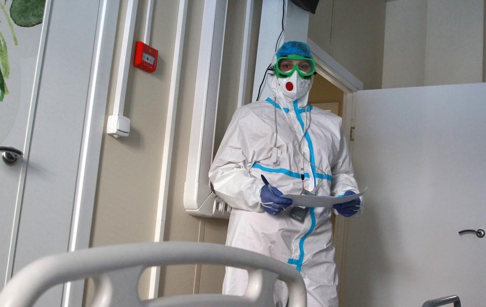 Сейчас в больницах находятся 2075 пациентов