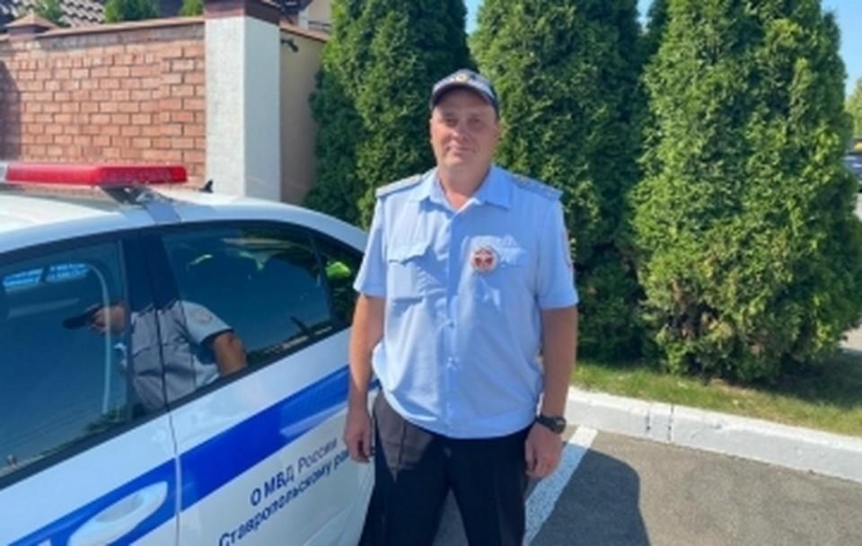 Антон Токарев помог ребенку