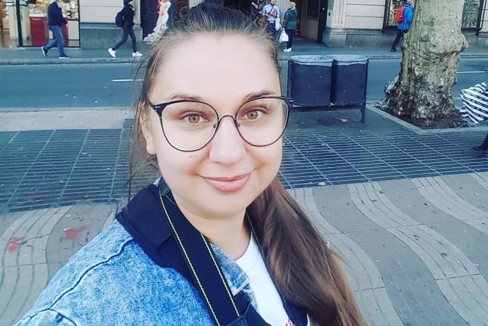 У Настасьи Занько прошел обыск, после которого ее увезли на допрос.