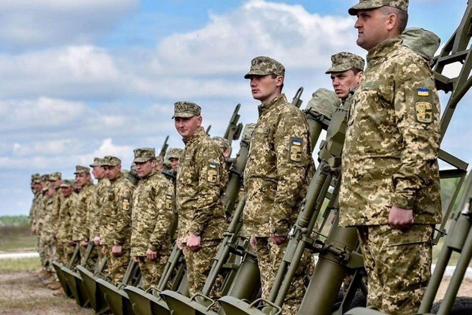 ВСУ увеличили интенсивность обстрелов с применением запрещенного Минскими договоренностями вооружения. Фото: штаб ООС