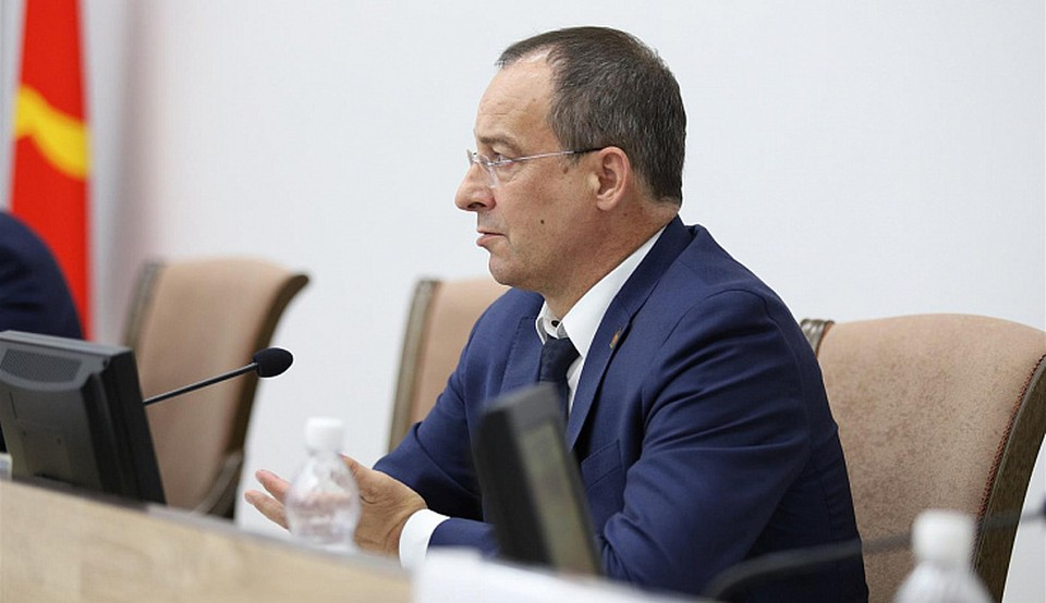 Юрий Бурлачко. Фото: ЗСК