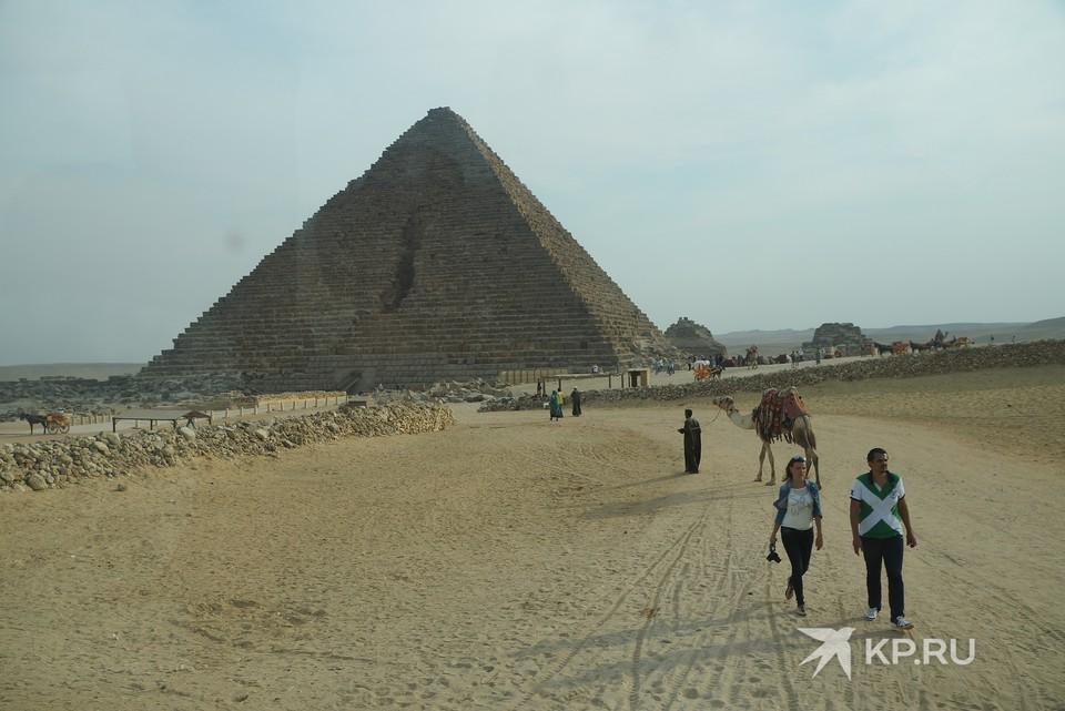 Чартерные рейсы из России в Египет не осуществлялись с 2015 года