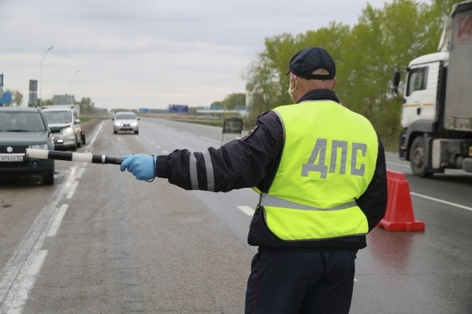 В причинах аварии разбираются сотрудники Госавтоинспекции.