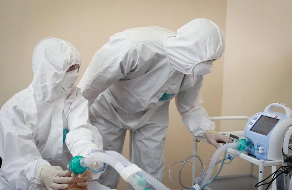 Скончались за сутки 18 пациентов с коронавирусом.
