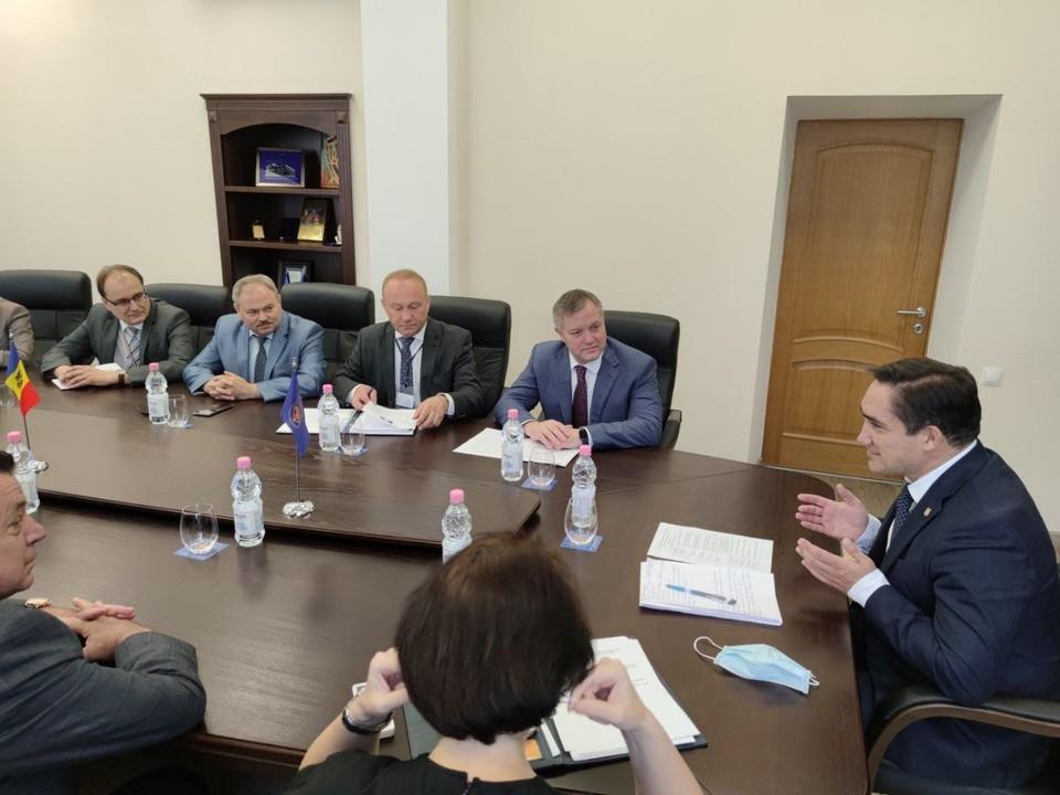 Фото: пресс-служба Миссии наблюдателей от СНГ