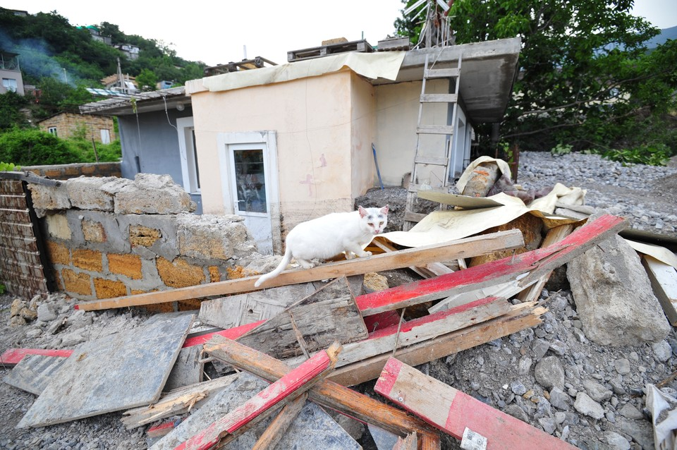 Перерасчет сделают по личному заявлению пострадавшего от потопа
