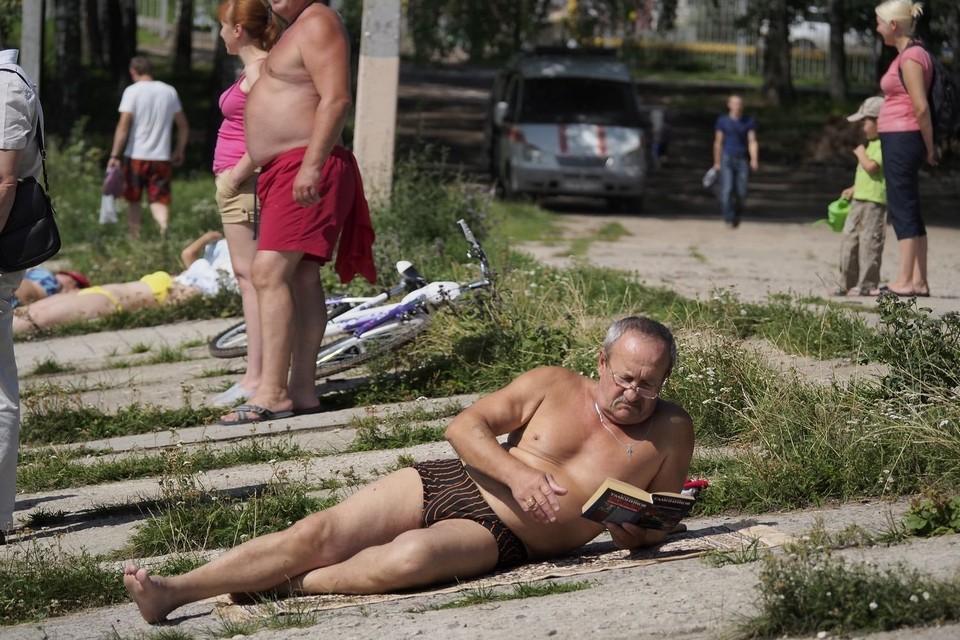Прогноз погоды в Туле на понедельник, 12 июля: жара отступать не желает