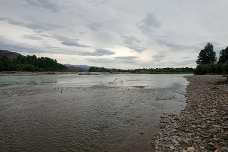 В Туве сильным течением реки унесло 14-летнюю девочку. Фото: пресс-служба следкома Тувы