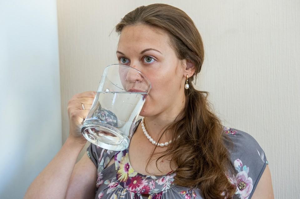 Сколько человеку нужно воды?