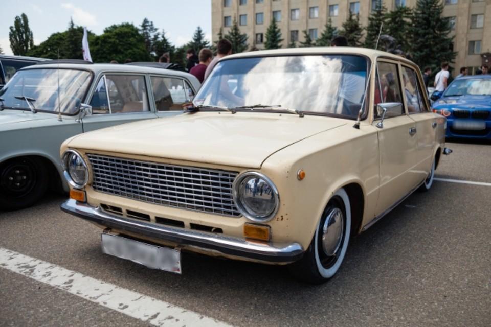 Автомобиль был снят с производства 34 года назад