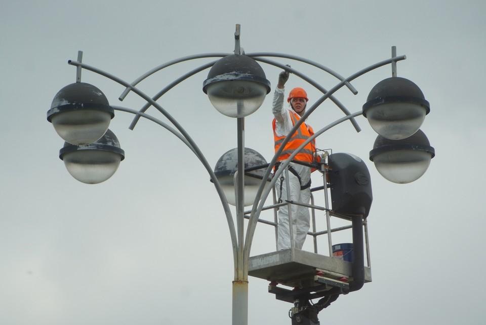 Интеллектуальная система управления освещением позволит регулировать режим работы фонарей