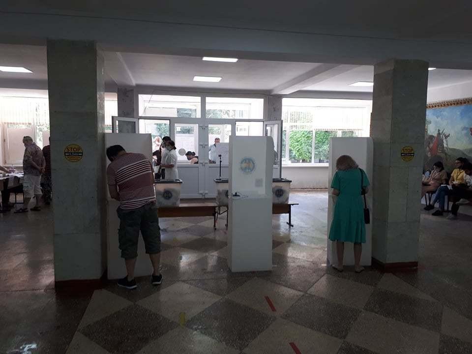 Что ж, граждане Молдовы сделали свой выбор...