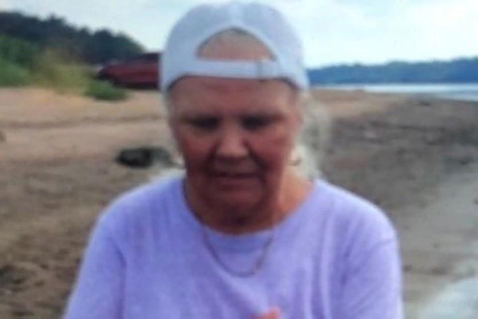 Пенсионерка пропала 10 июля в Рыбинском районе