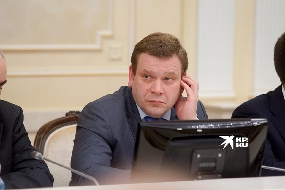 У Дмитрия Ноженко теперь больше стратегических задач