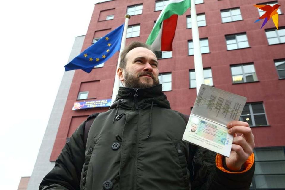 Тихановская заявила, что Европейская комиссия не планирует лишать белорусов возможности получать визы