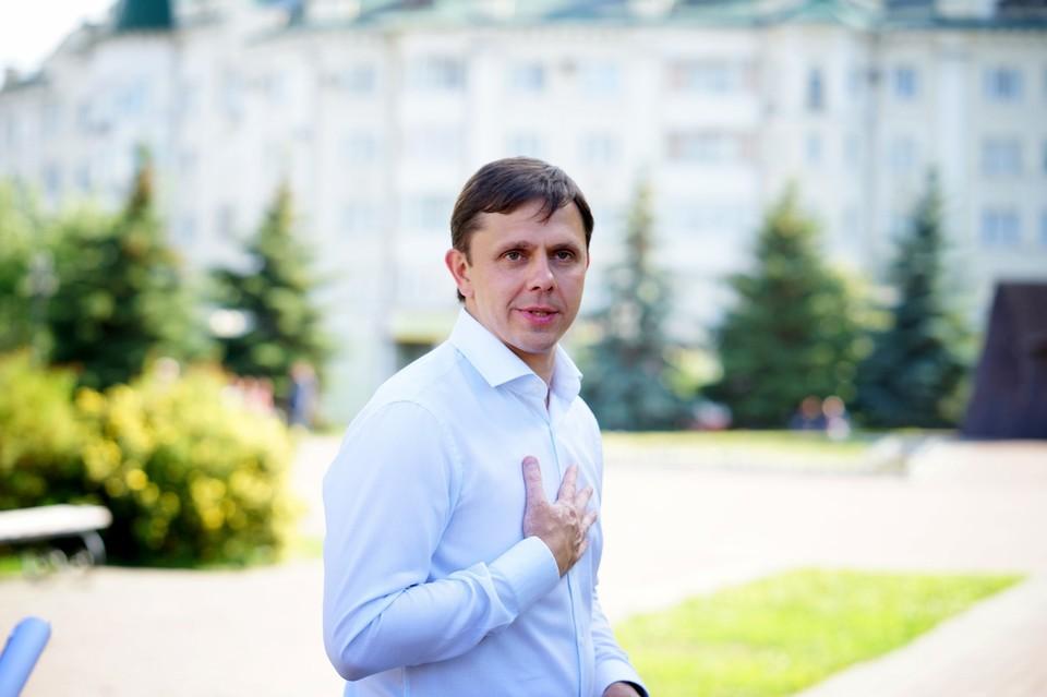 Губернатор Андрей Клычков об «уходе» в Госдуму: «Сейчас будет много фантазий»