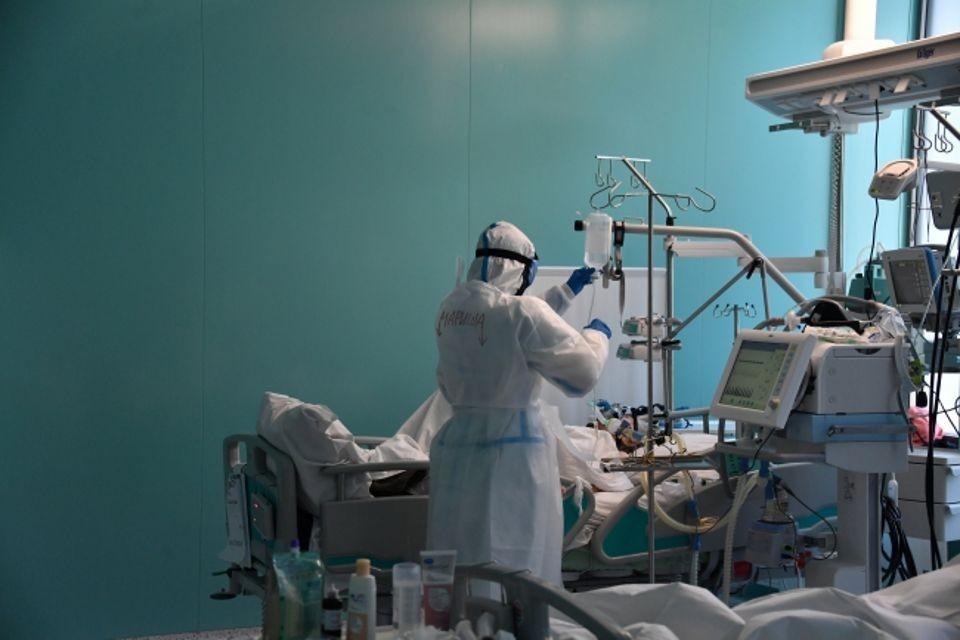 За минувшие сутки от коронавируса умерли еще 9 человек.