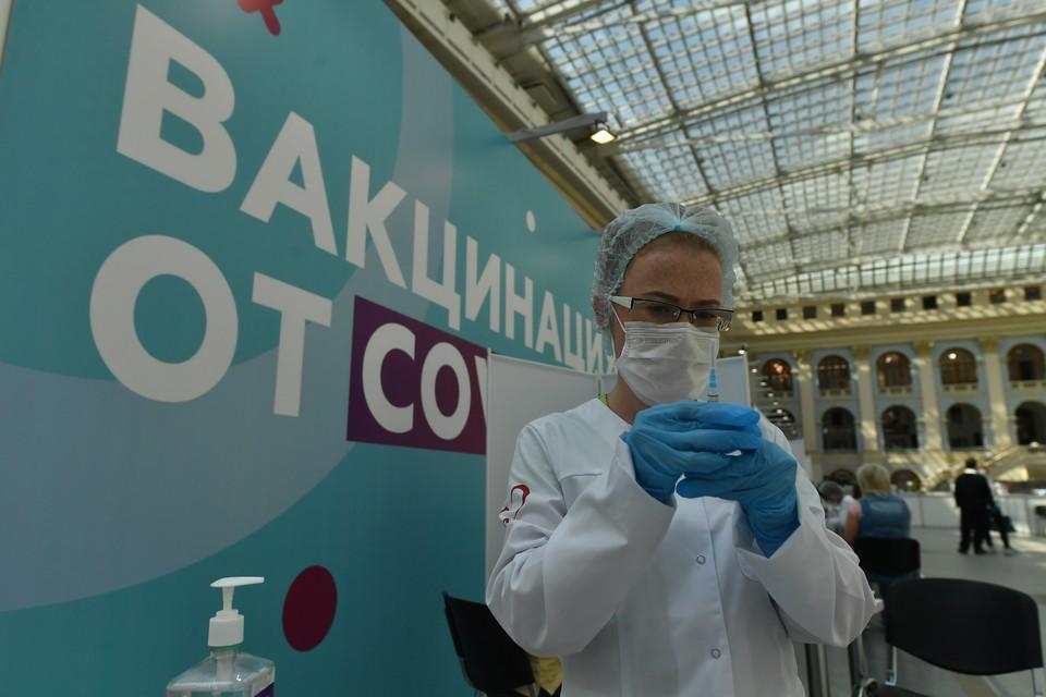На Дону, как в других субъектах России есть заболевшие после вакцинации