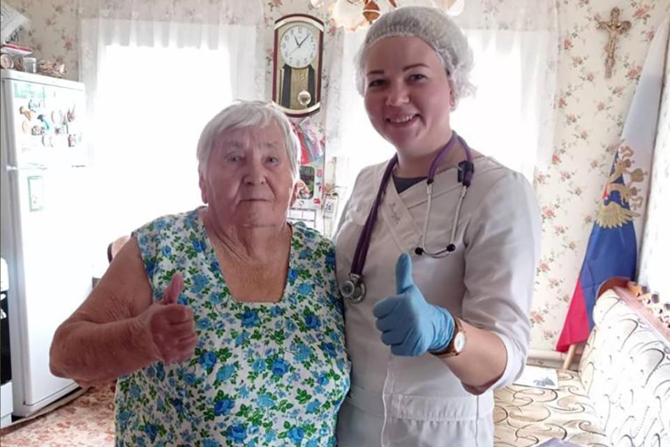 Под присмотром медиков особенная пациентка справилась с инфекцией успешно. Фото: Медицинские новости. Тверь, novostimed.ru