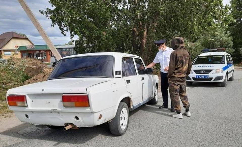 В Винзилях у подростка, который не обучался в автошколе, забрали «Жигули».