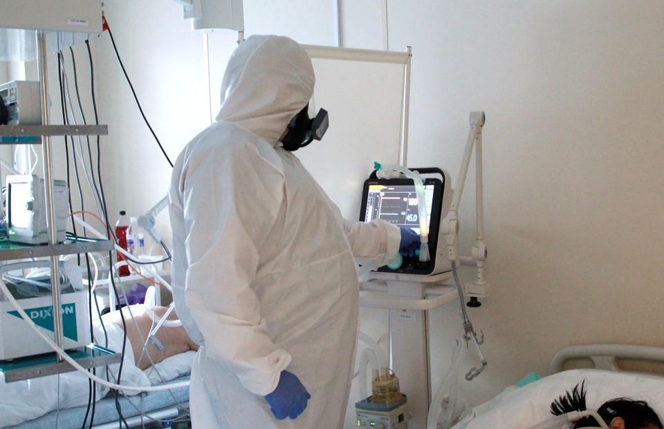 Всего с начала пандемии в Белгородской области коронавирусом заболели 42237 человек.