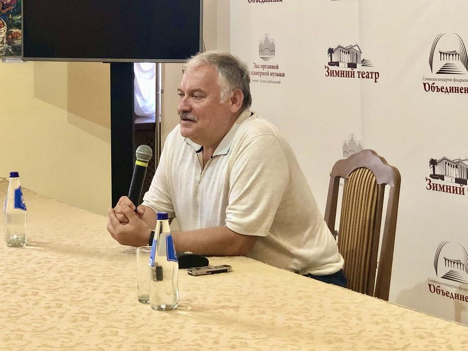 Константин Зинатулин