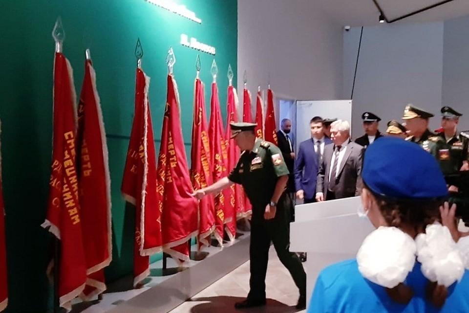 Сергей Шойгу также планирует проинспектировать мотострелковую дивизию. Фото: сайт правительства РО