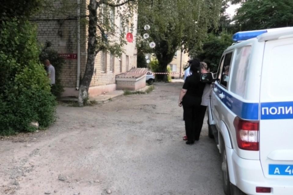 Фото с места происшествия: пресс-служба ГУ МВД по КЧР