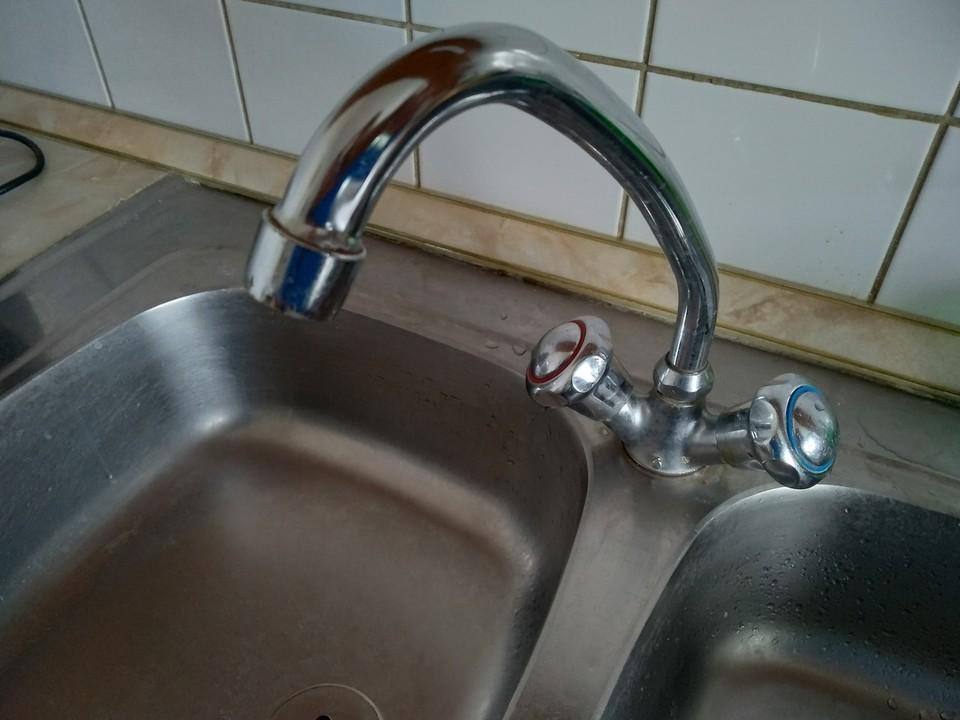 На период работ будет приостановлена подача горячей воды